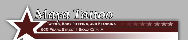 Maya tattoo artists for Upcoming tattoo conventions
