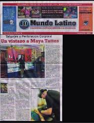 mundo latino newspaper